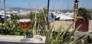 Leffe à La Madrague, Restaurant le Hors Piste, La Madrague, Saint Cyr Sur Mer